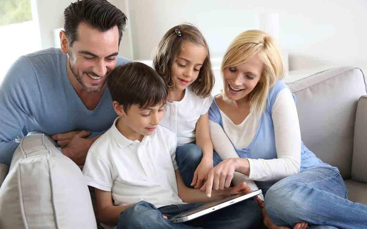 El mejor iPad para niños