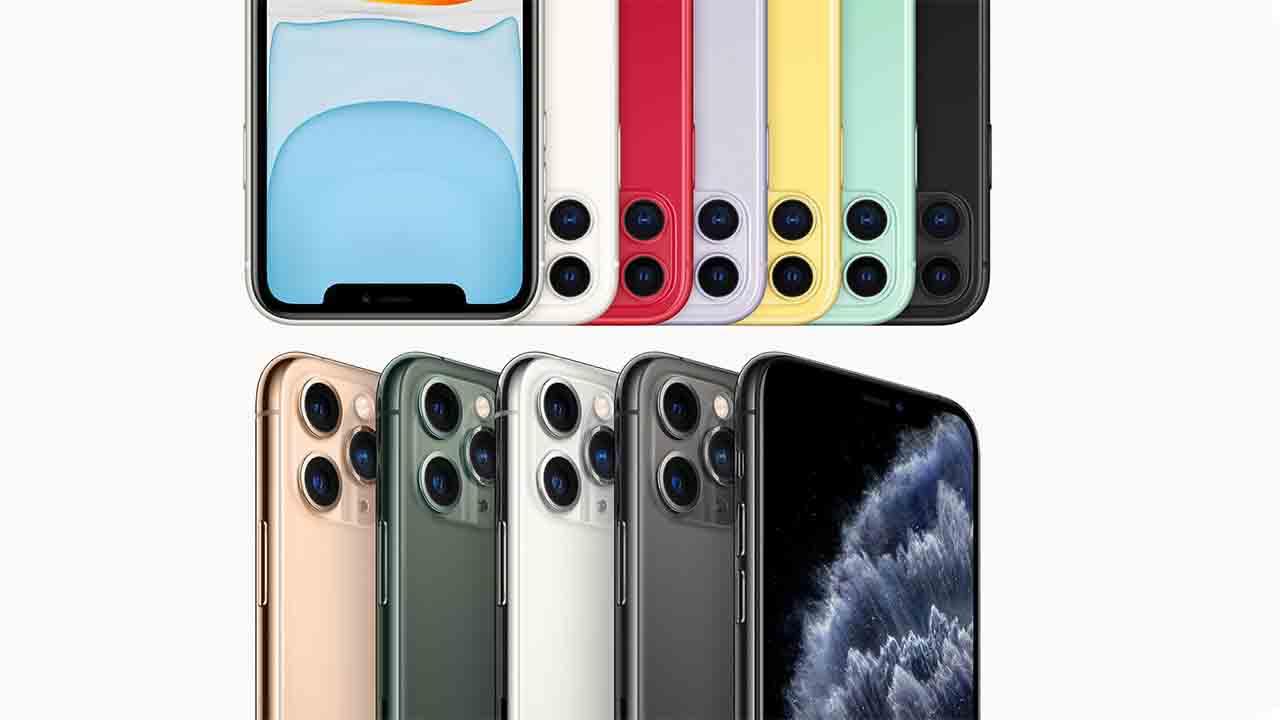 iPhone 11 es el teléfono más vendido del mundo