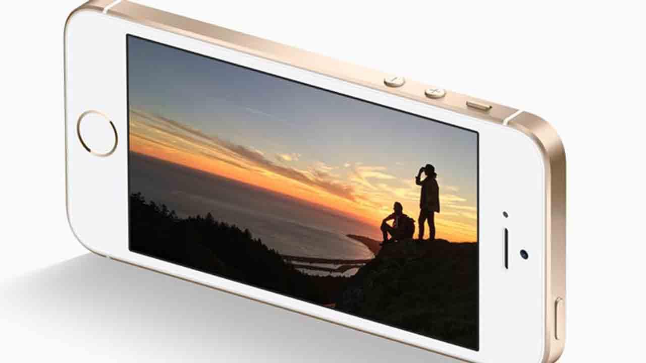 iPhone SE 1ª generación