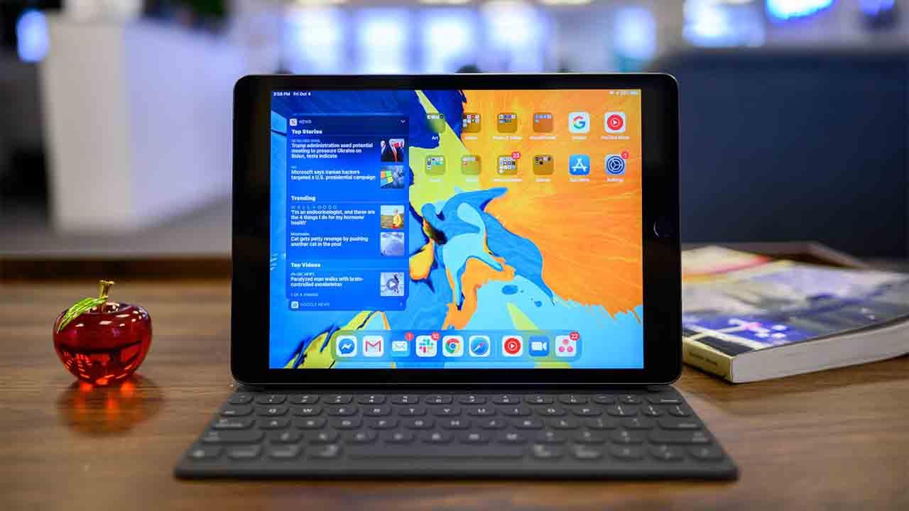 Revisión del iPad 10,2″ (2019)