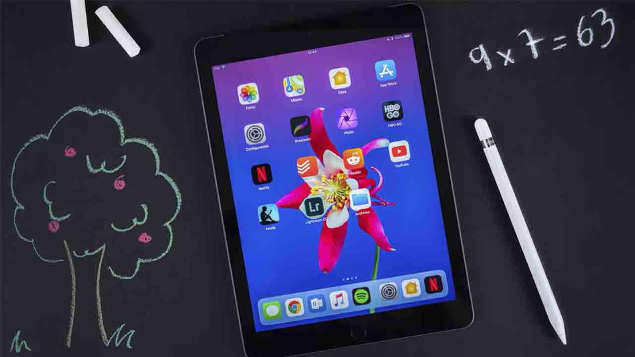 Revisión del iPad 9,7″ (2018)