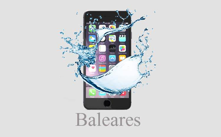Reparar iPhone en Baleares