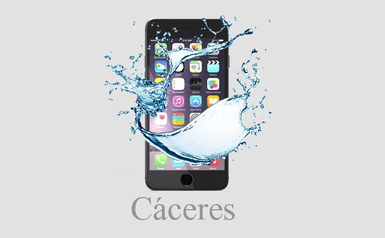 Reparar iPhone Cáceres