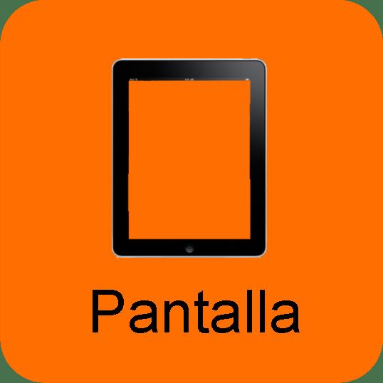 Sustitución Pantalla iPad