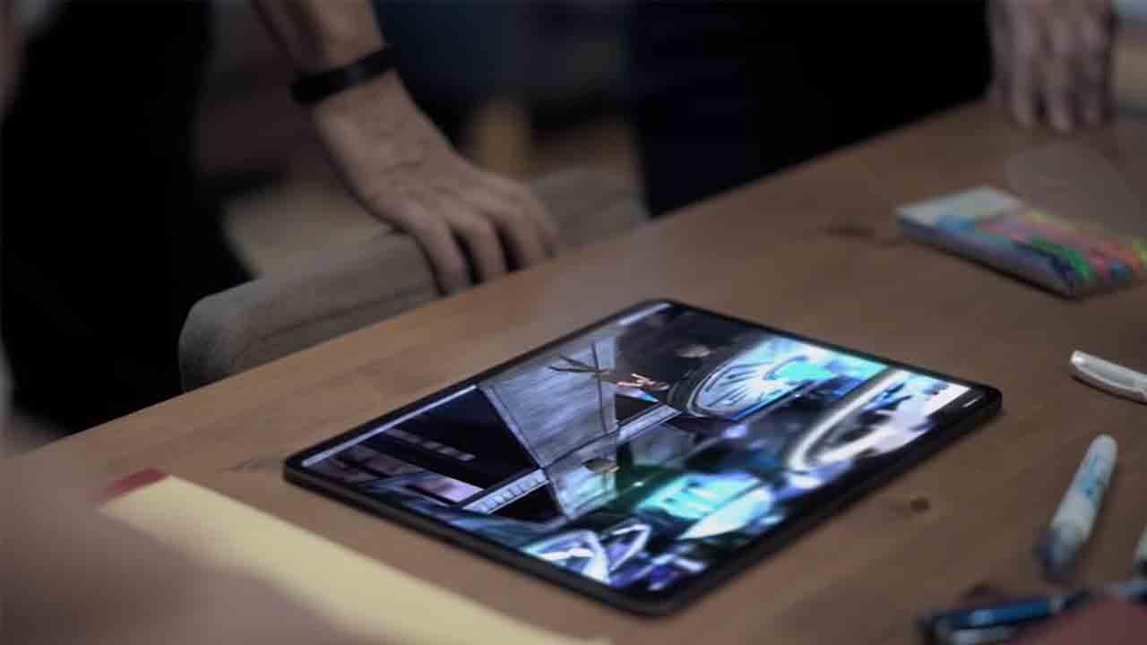 Apple lanzará iPad Pro con pantalla OLED en H2 de 2021