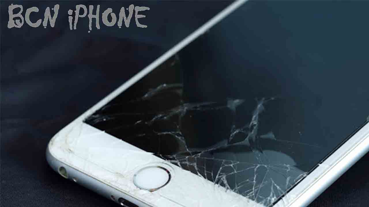 Cambio de Pantalla iPhone 7 en el momento en Barcelona