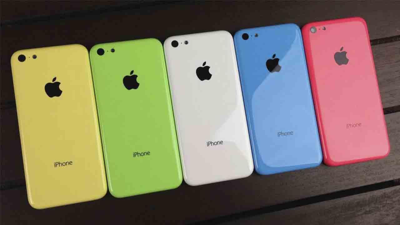 Llega el color con el iPhone 5C