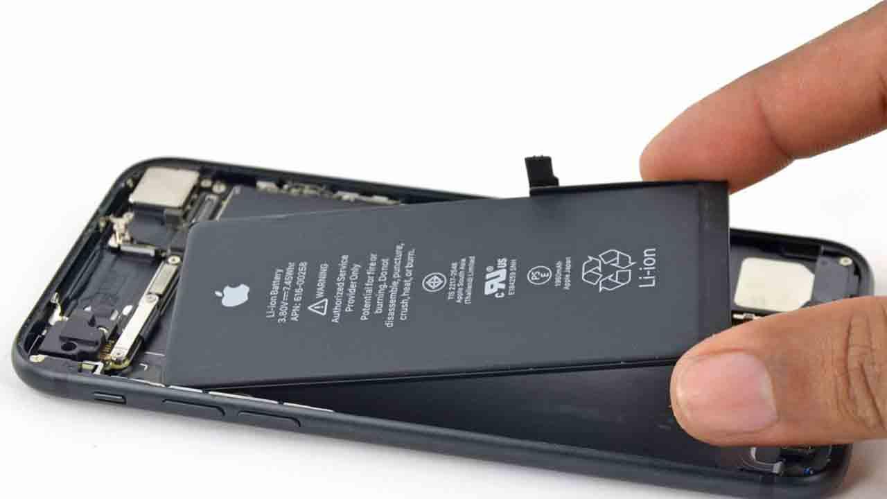 Reparar iPhone Ciutat Meridiana