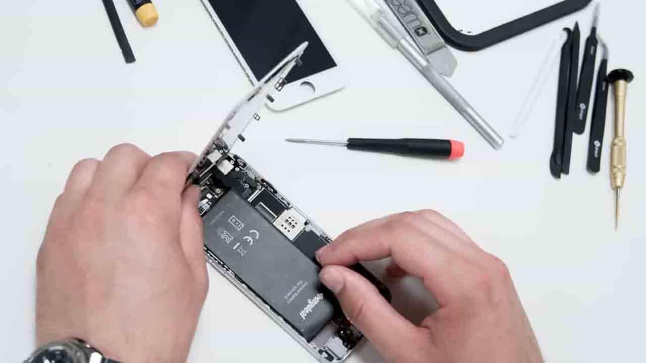 Reparación de iPhone en Canyelles