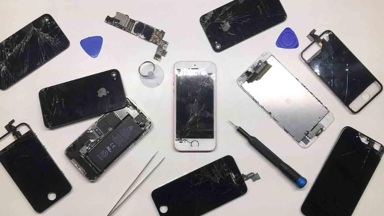 Reparar iPhone