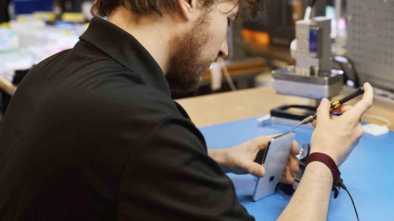 Reparar iPhone El Carmel