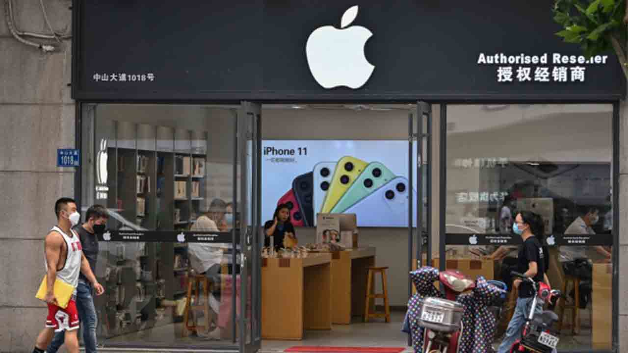 Apple está censurando su App Store en China