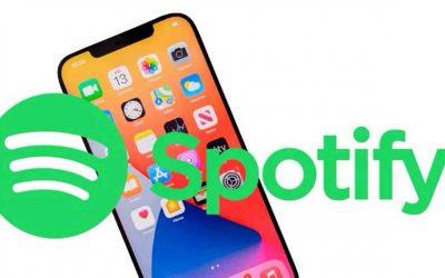 Cómo hacer que tu iPhone reproduzca música desde Spotify